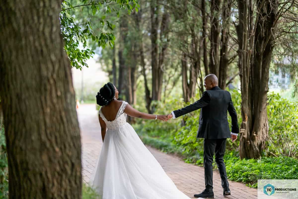 South African weddings